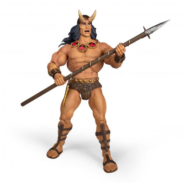 Conan the Barbarian Deluxe Action Figure Conan (Comic Book)