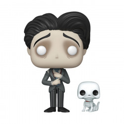 Corpse Bride POP! Vinyl Bobble-Head - Victor Van Dort