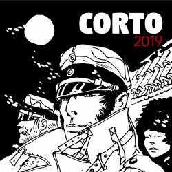 Corto Maltese: Ημερολόγιο 2019