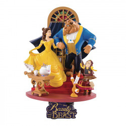 D-Select Diorama: Beauty and the Beast