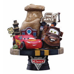 D-Select Diorama: Cars 3