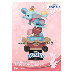 D-Stage Diorama: Dumbo (Cherry Blossom Version)