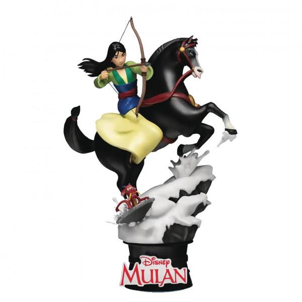 D-Stage Diorama: Mulan