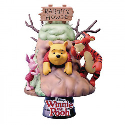 """D-Stage Diorama: Winnie the Pooh """"Rabbit's Howse"""""""