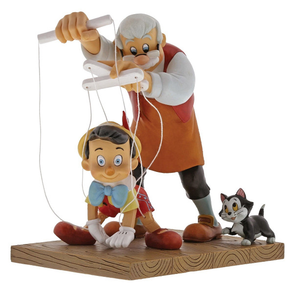 Disney Enchanting: Pinocchio - Little Wooden Head