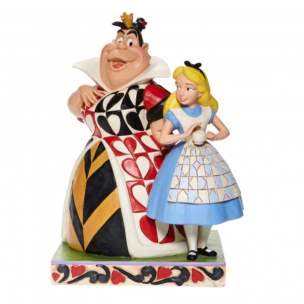 Disney Traditions: Alice and the Queen of Hearts ''Chaos and Curiousity''