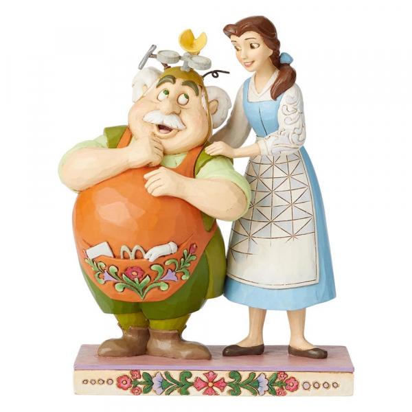 Disney Traditions: Μπελ και Μορίς - Αφοσιωμένη Κόρη