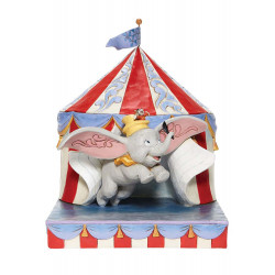 Disney Traditions: Dumbo and Timothy Mouse ''Over the Big Top''