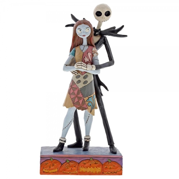 Disney Traditions: Fated Romance (Jack & Sally from The Nightmare before Christmas)