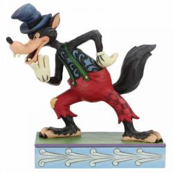 Disney Traditions: I'll Huff and I'll Puff! (Silly Symphony Big Bad Wolf)