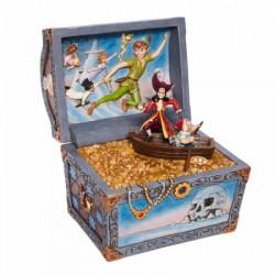 "Disney Traditions: Peter Pan & Captain Hook ""Treasure strewn Tableau"""