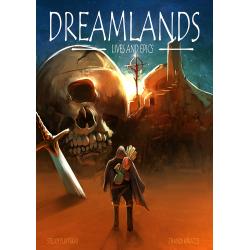DREAMLANDS: Lives and Epics #1 (variant)