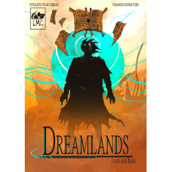DREAMLANDS: Lives and Epics #1