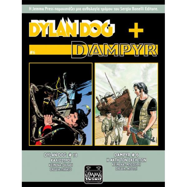 Dylan Dog + Dampyr #6