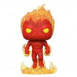 Fantastic Four POP! Vinyl Bobble-Head - Human Torch