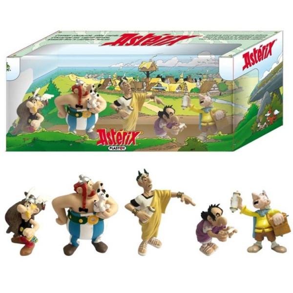 Figure Set: Limited Edition Asterix Box - Papyrus