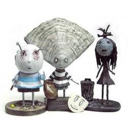 Σετ Φιγούρες: Ο Στρειδάκης του Tim Burton, 10 cm