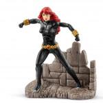 Figure: Schleich's Marvel # 05 - Black Widow