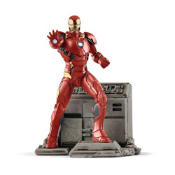 Figure: Schleich's Marvel # 08 - Iron Man