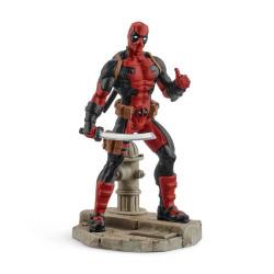 Φιγούρα: Schleich's Marvel # 11 - Deadpool