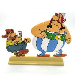 Flat Tin: Obelix end Petisuix