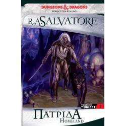 Forgotten Realms - The Dark Elf Trilogy 1: Πατρίδα
