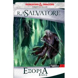 Forgotten Realms - The Dark Elf Trilogy 2: Εξορία