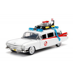 Ghostbusters Car - Cadillac Ecto-1