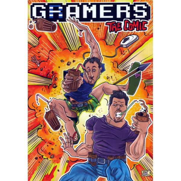 Gramers The comic