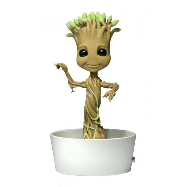 Guardians of the Galaxy Body Knocker Bobble-Figure: Dancing Potted Groot