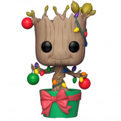 Guardians of the Galaxy POP! Vinyl Bobble-Head: Groot (Lights & Ornaments)