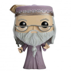 Harry Potter POP! Vinyl Bobble-Head - Dumbledore with Wand
