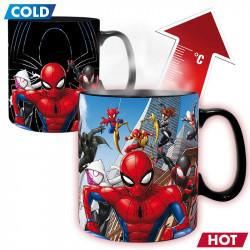 Heat Change Κούπα - Spider-Man: Multiverse