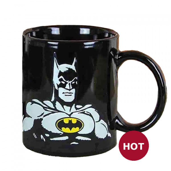 Heat Change Mug: Batman