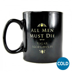 Heat Change Mug: Game of Thrones Map
