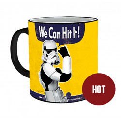 Heat Change Mug: Original Stormtrooper