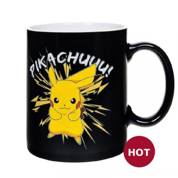 "Heat Change Mug: Pokemon ""Πίκατσου"""