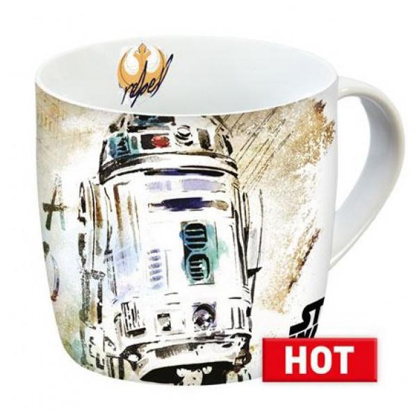 Heat Change Mug: Star Wars IX - R2-D2
