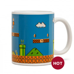 Heat Change Mug: Super Mario Bros Collectors Edition