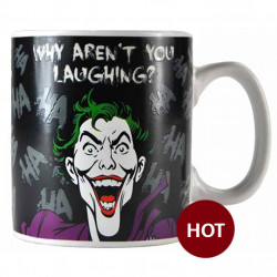 Heat Change Mug: The Joker