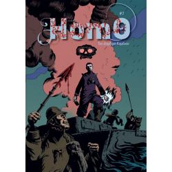 Homo #01