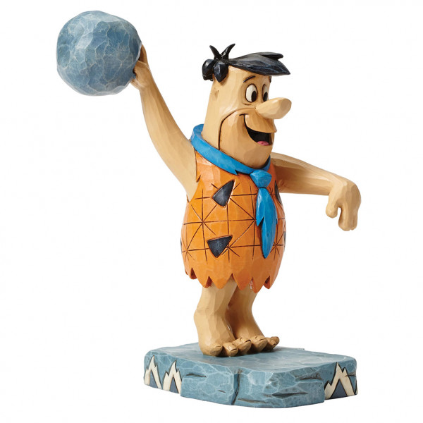 """Jim Shore: Fred Flintstone's """"Twinkle toes"""""""