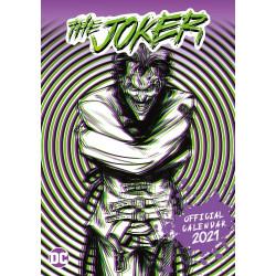 Joker Calendar 2021 (English Version)