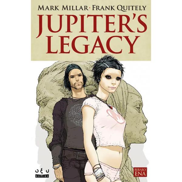 Jupiter's Legacy - Βιβλίο 1