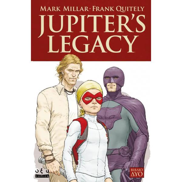 Jupiter's Legacy - Βιβλίο 2