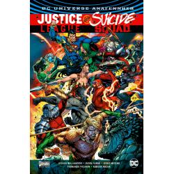 Justice League εναντίον Suicide Squad