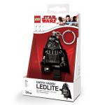 Μπρελόκ: Star Wars Lego - Darth Vader με LED