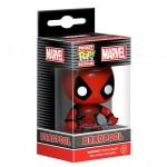 Keychain: Marvel Pocket POP! Vinyl Deadpool 4 cm