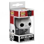 Keychain: Nightmare Before Christmas Pocket POP! Vinyl Jack Skellington