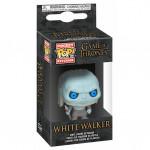 Keychain: Game of Thrones Pocket POP! Vinyl - White Walker